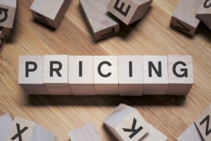 Letter Blocks Pricing