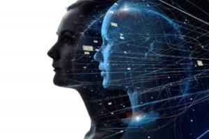 AI technology concept