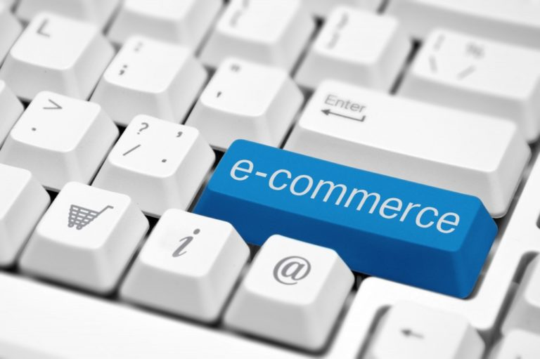 e-commerce concept