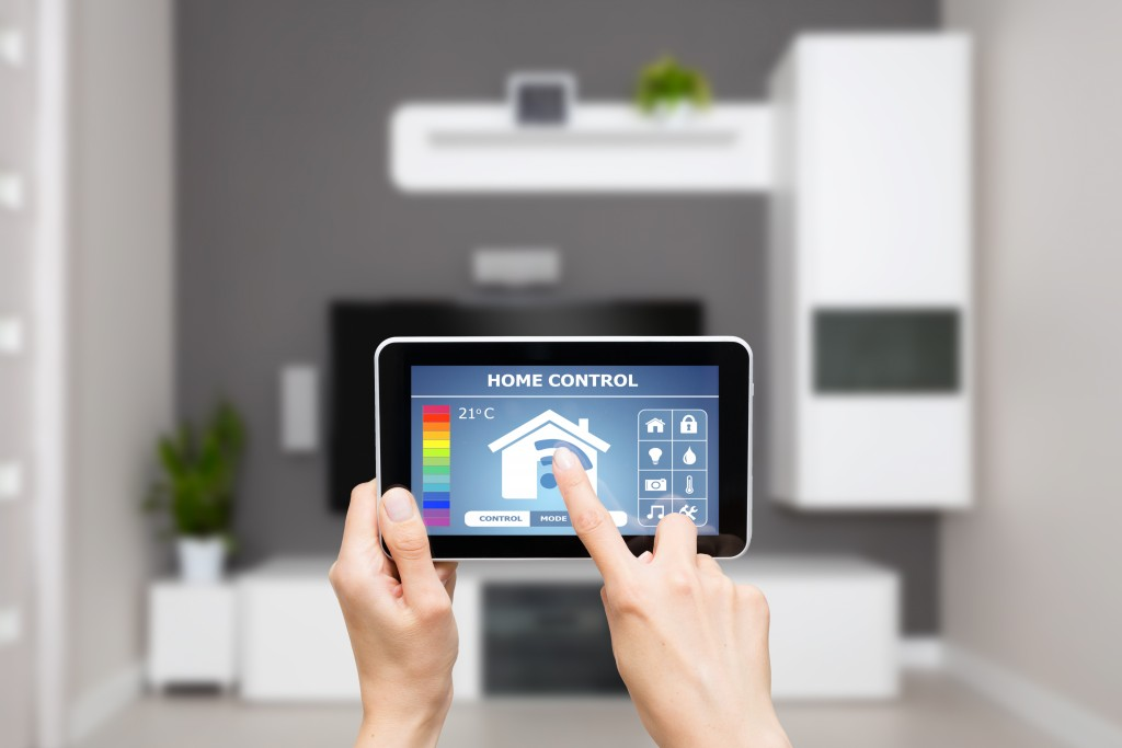 home remote control system
